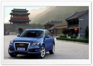 Audi Q5 3.0 TDI Quattro Car 8