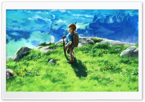 The Legend of Zelda Breath of...