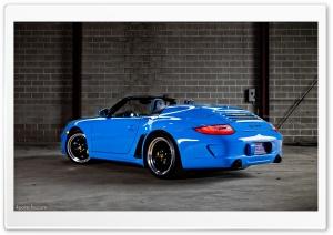 2012 Porsche 911 (997) Speedster