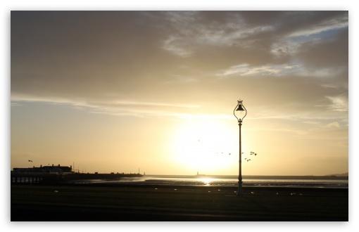 Download Clontarf Seafront Dublin UltraHD Wallpaper