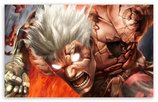 Download Asura's Wrath - Asura UltraHD Wallpaper