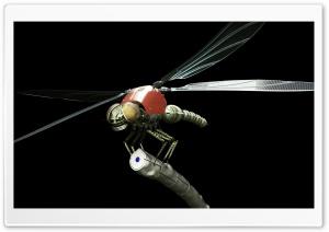 Dragonfly Robot 3D