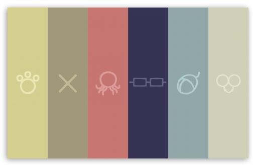 Download Symbols UltraHD Wallpaper