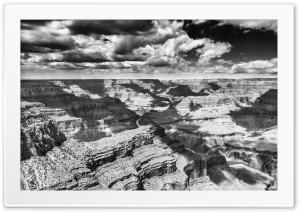 Cloud Shadows, Grand Canyon,...