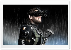 Metal Gear Solid Ground...