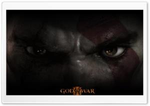 God of War III, Kratos Eyes