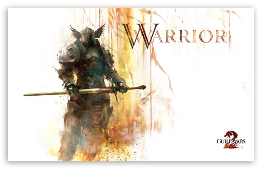 Download GW2 Warrior UltraHD Wallpaper