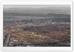 Aerial Photography Downtown...