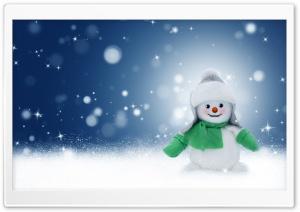 Cute Christmas Snowman