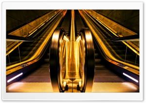 Golden Escalators