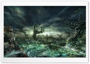 Gears Of War 3 Concept Art