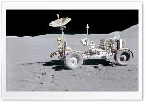 Nasa Lunar Vehicle