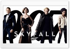 2012 James Bond Movie Skyfall