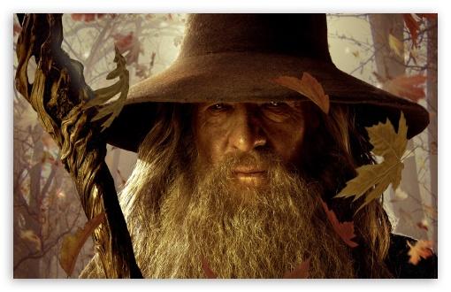 Download Gandalf UltraHD Wallpaper