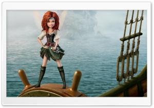 The Pirate Fairy Zarina