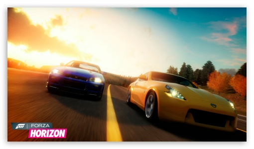 Download Forza Horizon UltraHD Wallpaper