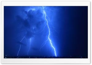 Cool Lightning Strikes