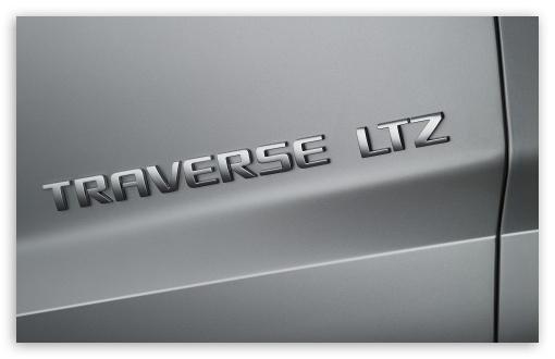 Download Chevy Traverse LTZ UltraHD Wallpaper