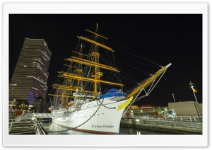 Nippon Maru, a Japanese...