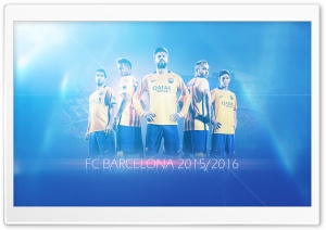 FC Barcelona 2015-2016