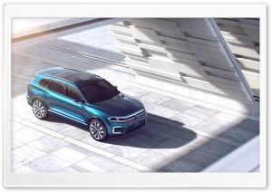 Volkswagen T-Prime GTE car
