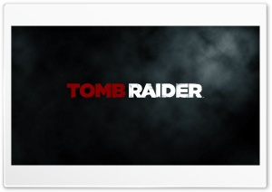 Tomb Raider 2013 Dark Poster