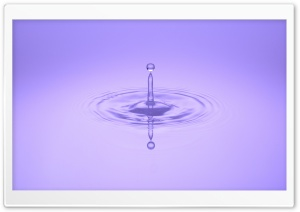 Water Droplet Reflection