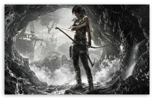 Download Tomb Raider (2013) UltraHD Wallpaper