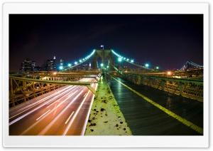 Rush Hour, Brooklyn Bridge,...