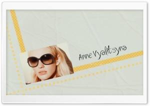 Anne Vyalitsyna