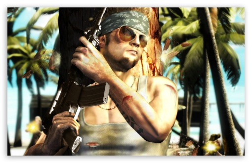 Download Far Cry Instincts UltraHD Wallpaper