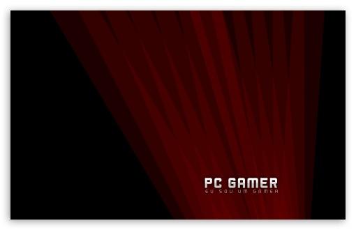 Download PC Gamer UltraHD Wallpaper
