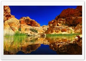 Spectacular Lake Reflection