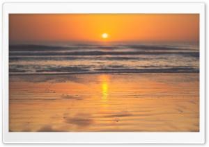 Beautiful Sunrise Beach