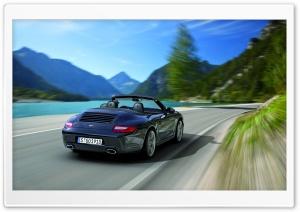 Porsche 911 Black Edition...