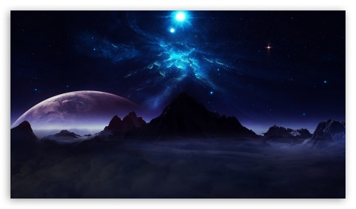 Download Outer Space UltraHD Wallpaper