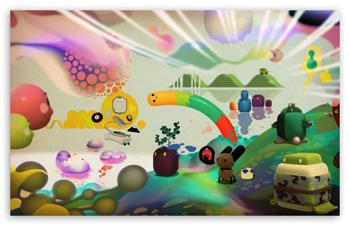 Download Cool Art Scene UltraHD Wallpaper