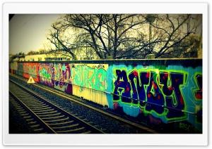 Urban Art at Koln