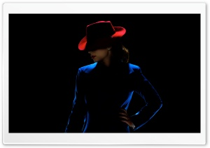 Agent Carter Red Hat
