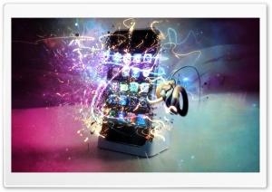 Magic Lighting Effect iPhone
