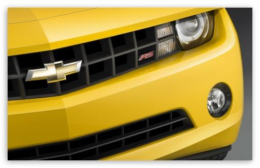 Download Chevrolet Camaro 2 UltraHD Wallpaper