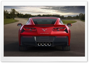 2014 Chevrolet Corvette...