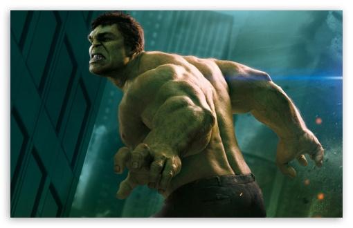 Download Hulk In The Avengers UltraHD Wallpaper
