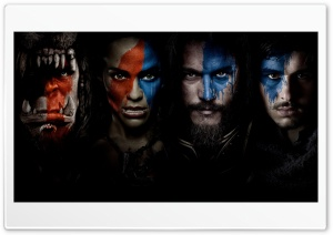 Warcraft Movie - Garona,...