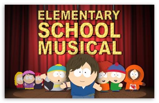Download South Park - Elementary School Musical UltraHD Wallpaper