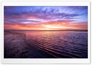 Sea Horizon, Sunset