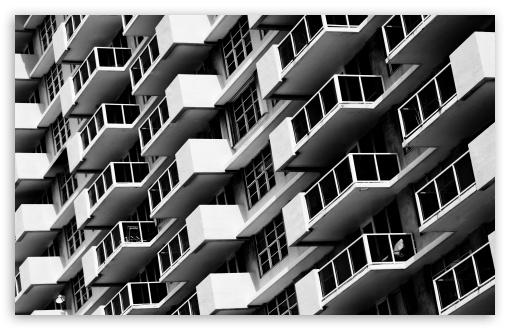 Download Miami Architecture UltraHD Wallpaper