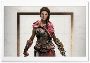Kassandra in Assassins Creed...