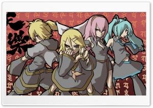 Anime Warriors