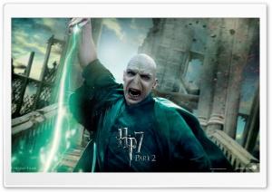 HP7 Part 2 Voldemort